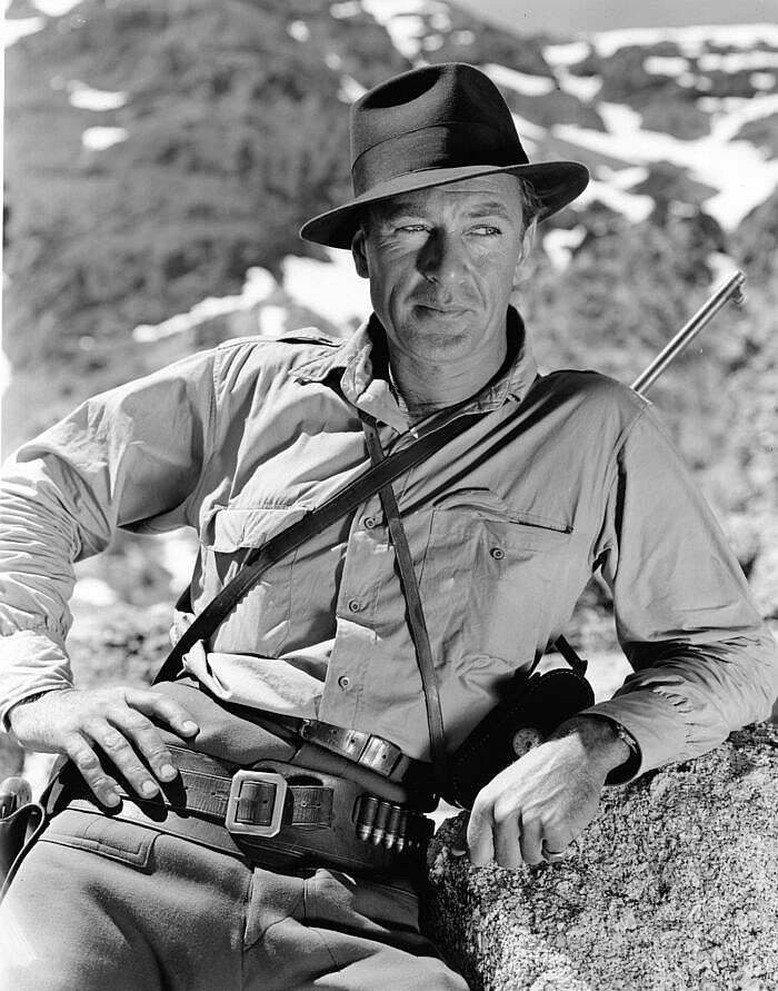 Gary Cooper, the Irresistible