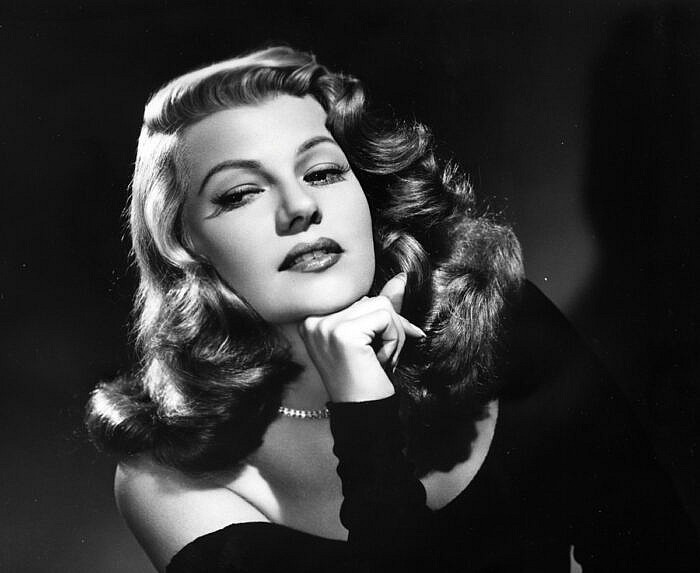 Rita Hayworth, la création d'un sex symbole