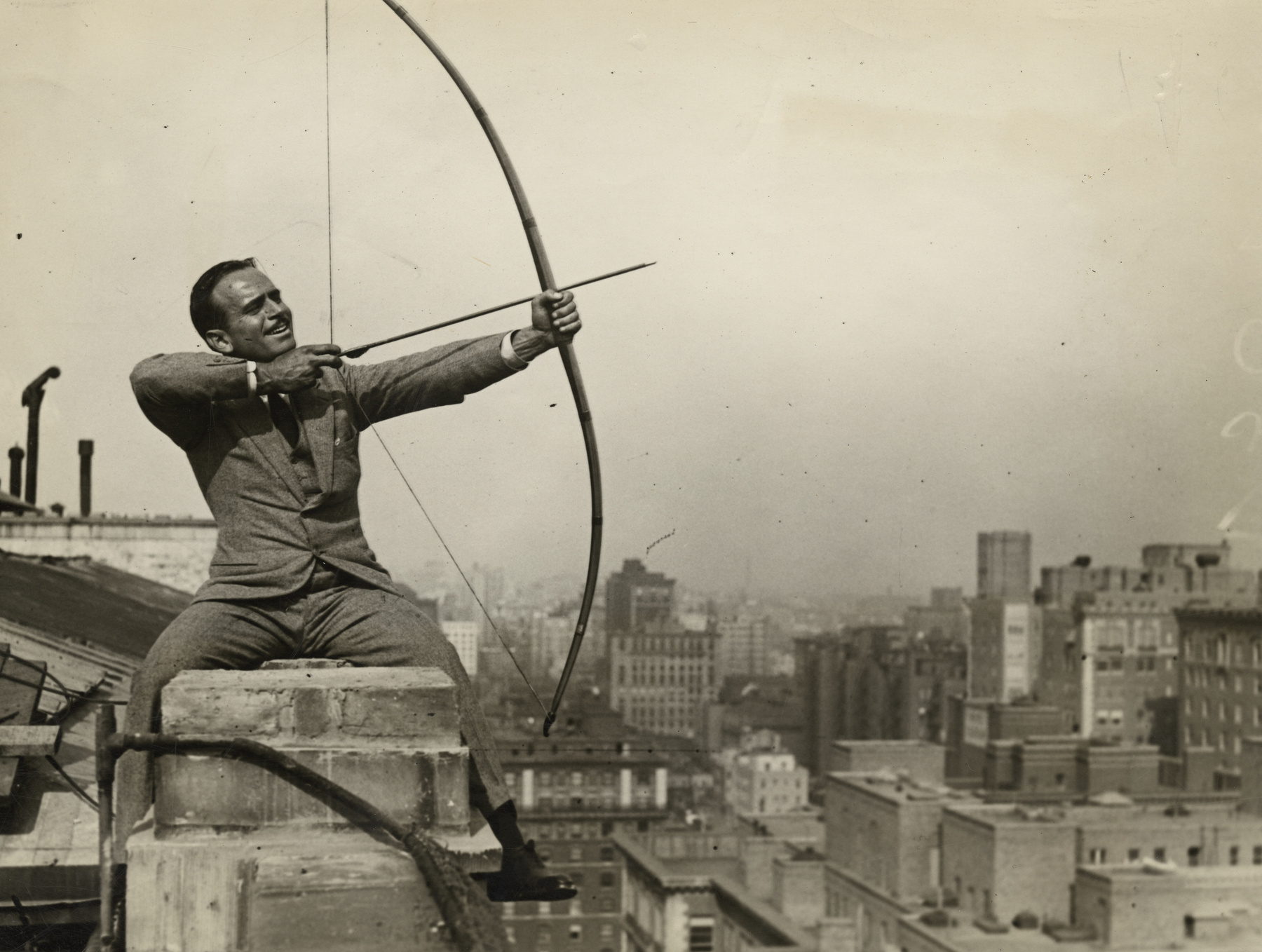 Douglas Fairbanks je suis une légende