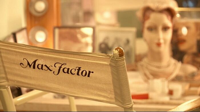 Max Factor, le héros des stars