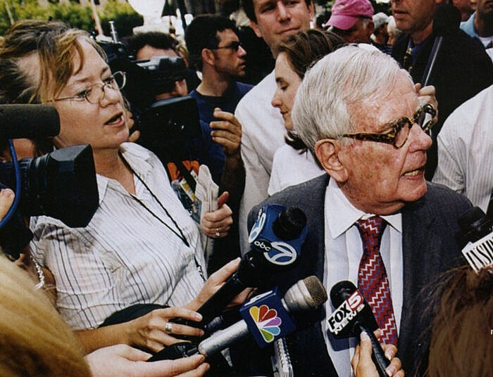 Dominick Dunne et les crimes de la Jet Set