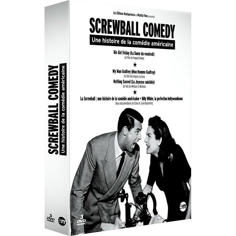 Screwball Comedy Coffret 3 DVD