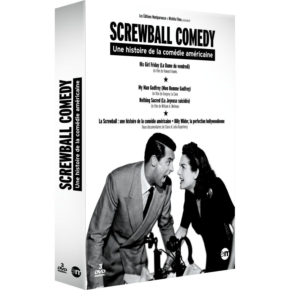 Screwball Comedy Coffret 5 Films