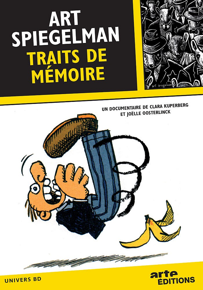 Art Spiegelman, traits de mémoire